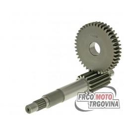 Zobniški prenos Malossi HTQ 15/42 - Minarelli 100 2-stroke