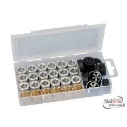 variator weights adjustment set Polini 19x15.5mm - 5.5-7.0g