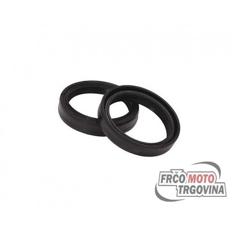 fork oil seals 30x42x10.5mm set of 2 pcs for GY6 125/150cc