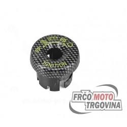 Handlebar Lock TNT Carbon Booster 04- , Nitro , Ovetto
