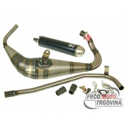 Izpuh Tecnigas E-Box za Derbi GPR50 -2009, Aprilia RS50 -2010 (D50B0) -CE