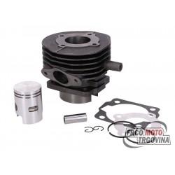 Cylinder kit Naraku 50cc 38.4mm for Vespa V50 , Special , PK , Ape