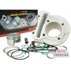 Malossi aluminium sport 88cc for 139QMB/QMA, Kymco 4-stroke