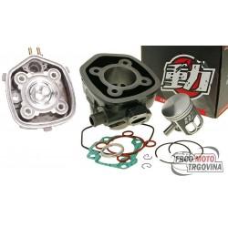 Cylinder kit Naraku Racing 70cc-Minareli Horiz - Aerox -SR-F15