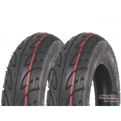 Tire set Duro HF296 3.50-10