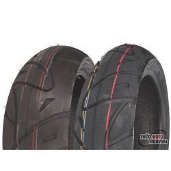 Tire set Quick Q007 130/60-13 & 140/60-13