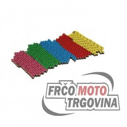 Drive chain  Voca Reinforced - 420-136 -GREEN