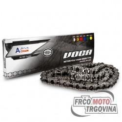 drive chain VOCA Racing X-ring reinforced chromed 520 x 118