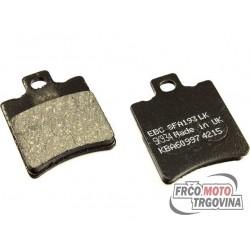 Brake pads NovaSC-Yamaha Aerox , Gilera Runner ,Stalker ,Malaguti F12 ,Keeway