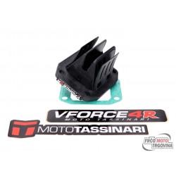 Reed valve assy V-Force 4 for Aprilia RS, RX, SX, Derbi Senda, GPR, Gilera GCM, RCR, SMT, Honda CR80, CR85, Simson