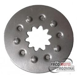 Steel clutch part model 2-  Tomos APN , ATX , NTX , AT , 4L