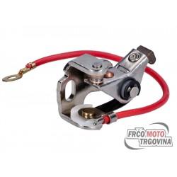 Interrupter contact type Bosch small for Puch , Zündapp , Hercules , Sachs 504 , 505