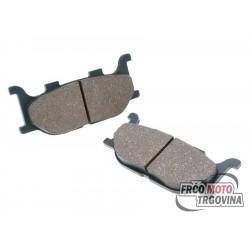 Brake pads for Italjet Jupiter , Yamaha Majesty , MBK Skyliner - 101Octane