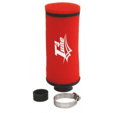 Zračni filter Rdeč  Ø 35 - 28 -4TUNE