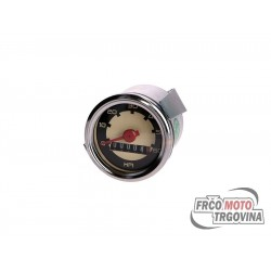 Speedometer univerzal 60 km / h White for Tomos , Puch , Herkules, Simson