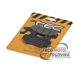 Brake pads TEC S23-Daelim , Honda NSR 50 R , Yamaha TZR 50