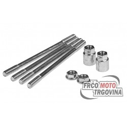 Tec- Minarelli / Gilera / Piaggio AC cylinder set  M6x106m