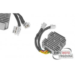 Napetostni regulator Tec, Beta 125-150 /Honda CN 250/Kymco 125-250/Malaguti F18 Warrior 125-150/Piaggio Hexagon GT 250