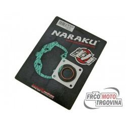 Cylinder gasket set Naraku 70cc for Peugeot horizontal AC