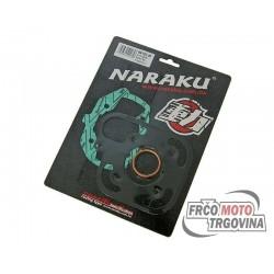Cylinder gasket set Naraku 70cc for Peugeot horizontal LC