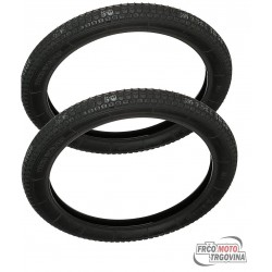Tire set- 2.25 x 16 - ( 2pcs)