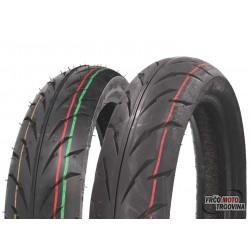 Tire set Duro HF918 100/80-17 & 130/70-17