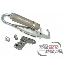 Izpuh Tecnigas RS II Chrom - Piaggio Maxi 125-180ccm 2T
