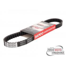Drive belt Bando V/S 755x18mm Peugeot , TGB 50ccm