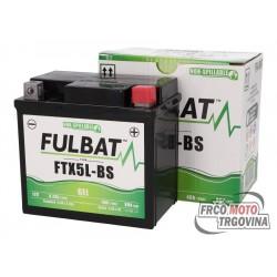 Baterija FTX5L-BS GEL