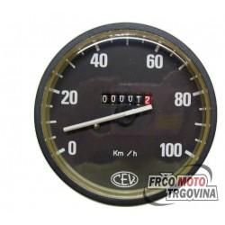 Speedometer  CEV -100km/h