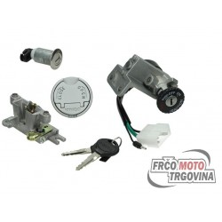 Ignition lock set Kymco Agility Delivery , Carry Original