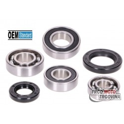 OEM - bearing gearbox - Peugeot Horizontal