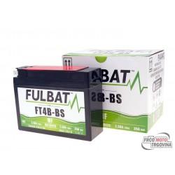 Baterija Fulbat FT4B-BS MF ne zahtijeva održavanje Suzuki Street Magic 50 TR50