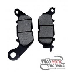 Brake pads OEM -Yamaha YBR 125