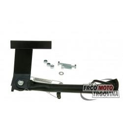 Side stand / kickstand black for Aprilia SR50 2000