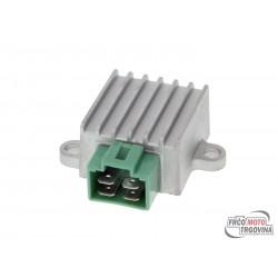 Regulator / rectifier for Unili Quad, Yamaha Jog, Mint 1YU, China Quad, ATV