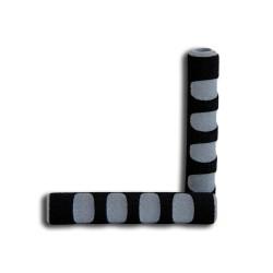 Pena sivo-črna zavorne ročice
