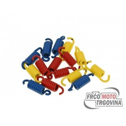 Clutch springs set Malossi Racing for Aprilia , Kymco , Piaggio Maxi-Scooter