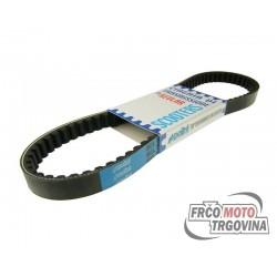 Drive belt Polini Kevlar type 724mm for Piaggio short version, Honda, Peugeot