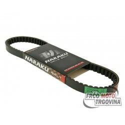 V-belt Naraku V / S type 787mm for Minarelli 2-stroke short, 4-stroke