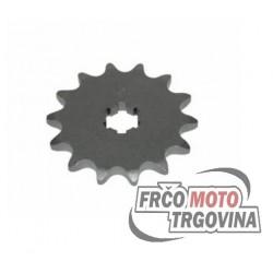 Front sprocket - Yamaha FS1/DT/RD/TY 14