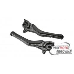Zavorne ročice  karbon  - Yamaha Aerox , Nitro