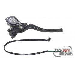 Zavorni cilinder R4Race -D - CNC  - Black