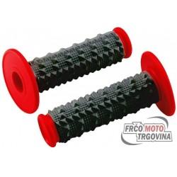 Grips Cross 3D- RED/ BL - 24 / 22mm