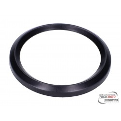 Speedometer black cover 48mm - universal  - black