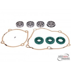 Motor sealing set and bearing for Puch Maxi S / N 1-Gang Automatic [E50]