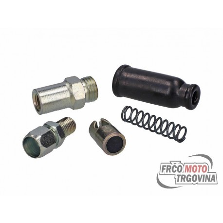 Choke conversion kit Dellorto to Bowden cable for PHBG carburettors
