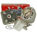 Cylinder kit Airsal T6-Racing 70cc for CPI , Keeway E2  straight 2004-