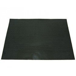 Carbon look  :50x35cm