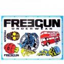 Sticker FREEGUN